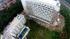 Sentul - Kontruksi Hotel Lorin